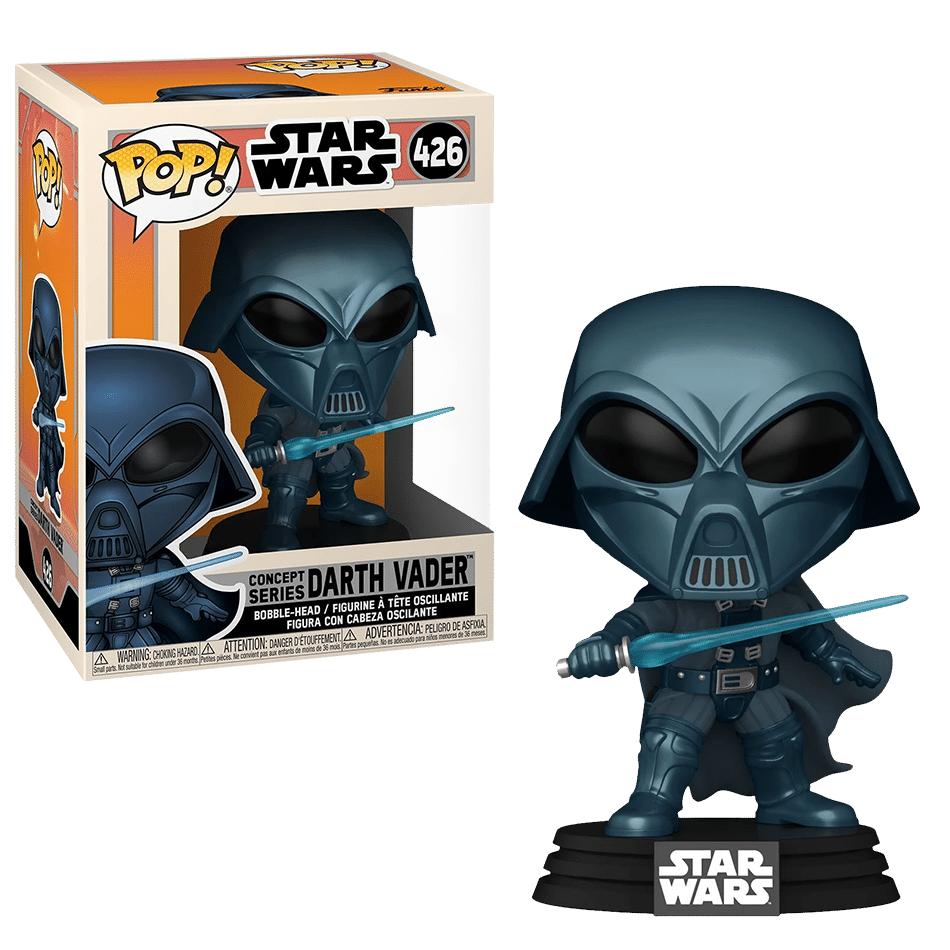 Funko POP! Star Wars: Concept Series Vader #426