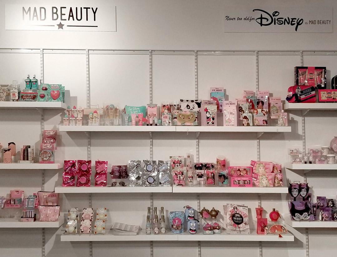 Οι ήρωες της Disney έγιναν προϊόντα ομορφιάς