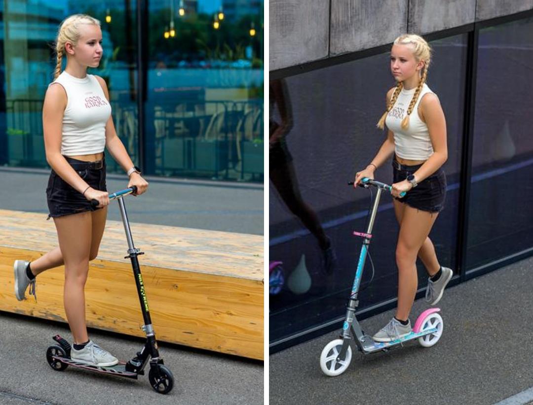 Νέα Scooter πατίνια με φοβερό σχεδιασμό!
