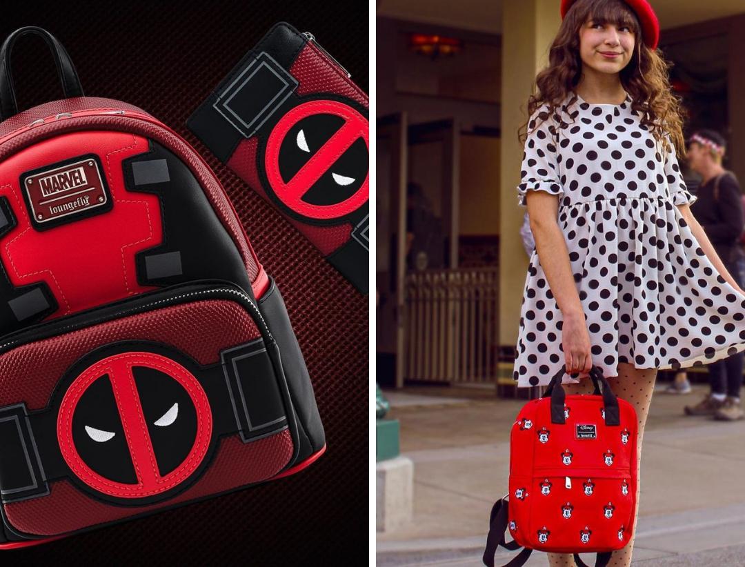 Όλες τις geeky τσάντες για το σχολείο θα τις βρεις στο Wanted!